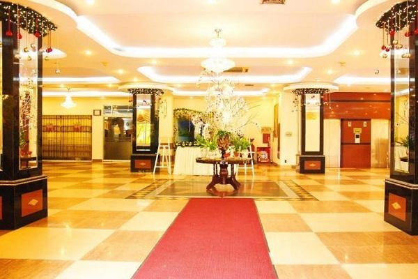 Nhà hàng Thái Bình đơn vị tổ chức tiệc cưới uy tín với nội thất thiết kế sang trọng
